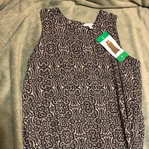"""Tops - NWT Printed tunic by """"fever"""""""